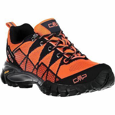 Forte Cmp Trekking Scarpe Outdoorschuh Tauri Low Wmn Trekking Shoe Wp Arancione Tinta-mostra Il Titolo Originale