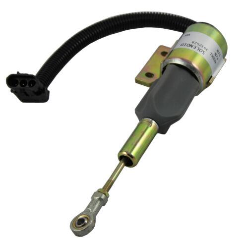 New Fuel Shut Off Solenoid for CUMMINS 3935431 SA475612 J932529 3930658 3932529
