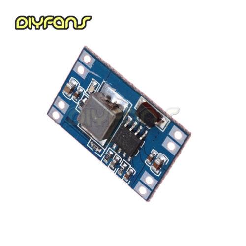 DC-DC 9V//12V//19V//24V//36V to 5V//3.3V 3A USB Buck Power Supply Modul Arduino