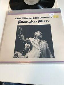 Duke-Ellington-amp-Orchestra-LP-Paris-Jazz-Party-6004