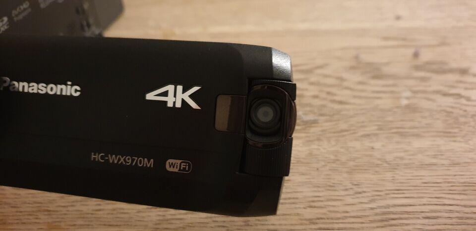 Video Kamera, digitalt, Panasonic