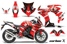 Amr Racing Graphic Kit Wrap Part Honda CBR500 Street Bike CBR 500 13-14 CARBON R