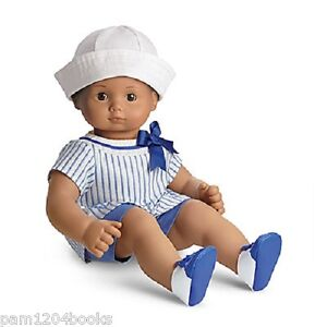 9a1256cf3823 AMERICAN GIRL BITTY BABY SEASIDE OUTFIT NIB RETIRED DOLL NOT ...