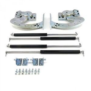 Closeout 90 Degree Universal Lambo Door Hinge Kit Door Kit W Manual Actuators Ebay