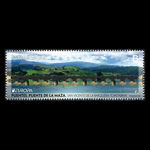 Spain-2018-EUROPA-Stamp-034-Bridges-034-Architecture-MNH