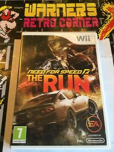 Need-For-Speed-The-Run-Nintendo-Wii-Retro-Video-Game-Complete
