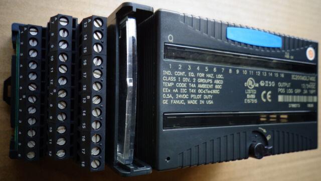 NEW!!! Ge Fanuc IC200MDL740E
