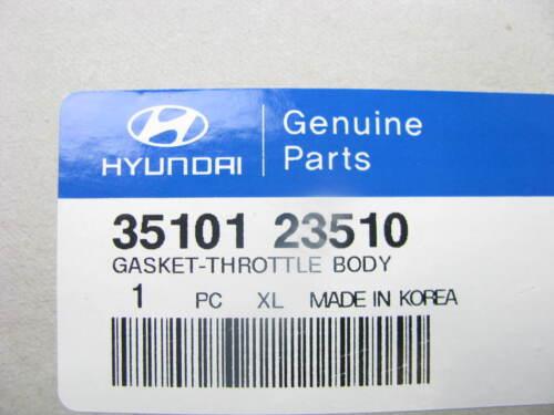 New OEM Throttle Body Gasket 2.0L For Hyundai 3510123510