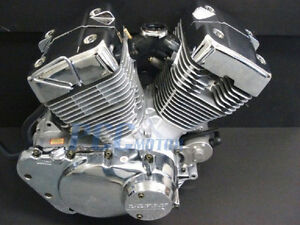 Image Is Loading Lifan 250cc V Twin Honda Engine Motor Mini
