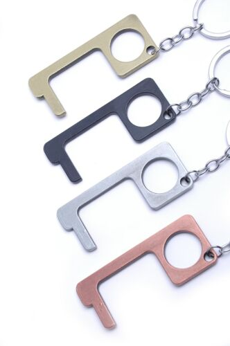 Contactless Door Cupboard Keypad Opener Key Ring