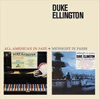 All American in Jazz/Midnight in Paris by Duke Ellington (CD, Apr-2013, Essential Jazz Classics)