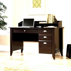 Attirant Details About Desk Office  Home Sauder Shoal Creek ,Quick And EASY ASSEMBLY  Distinctive Style