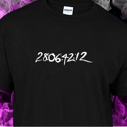 Cult claasic Retro  Cotton Gildan Neck S-XXL Donnie Darko Countdown Clock