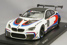 Original BMW M6 GT3 1:18 1/18 Model car miniature 80432411557