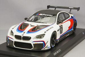 Image Is Loading Original BMW M6 GT3 1 18 1 18
