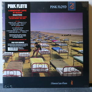 PINK-FLOYD-039-A-Momentary-Lapse-Of-Reason-039-Remastered-180g-Vinyl-LP-NEW-SEALED
