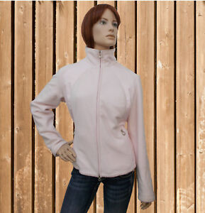 Wellensteyn-Arosa-Damen-Fleece-Jacke-Fleece-Windstopper-rosa-L-So-Preis