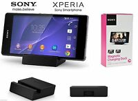 Genuine Magnetic Charge Dock Sony Dk48 For Sony Xperia Z3/xperia Z3 Compact