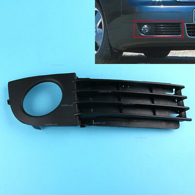 1 Set of Fog Light Grille Grill fit for Audi C5 A6 2002-2005 New Outlook