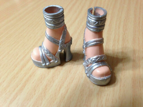Barbie My Scene Doll Shoes Strappy High Heel Platform Sandals CHOOSE