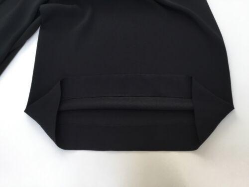 J.Crew Drapey Tie-Shoulder Jumpsuit In Black NWT US Women's Size: 2 4 6 14