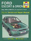Ford Escort and Orion Service and Repair Manual: 1990-2000 by John S. Mead (Hardback, 2001)
