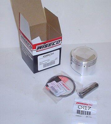 Wiseco Piston Kit Standard Bore 74.00mm 4171M07400