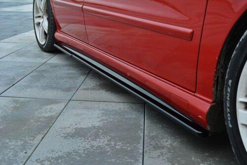 Jupes latérales Add-on diffuseurs SEAT LEON MK1 CUPRA 2002-2005