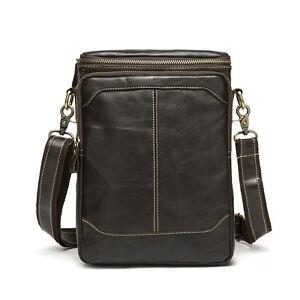 men-genuine-leather-messenger-shoulder-bag-Satchel-Handbag-Cross-body-Bags