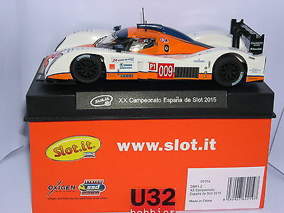 Spielzeug Mb Harmonious Colors Competent Slot.it Sc31a Lola-aston Martin Dbr1-2 Xx Cto.spanien Slot 2015 Lted.ed