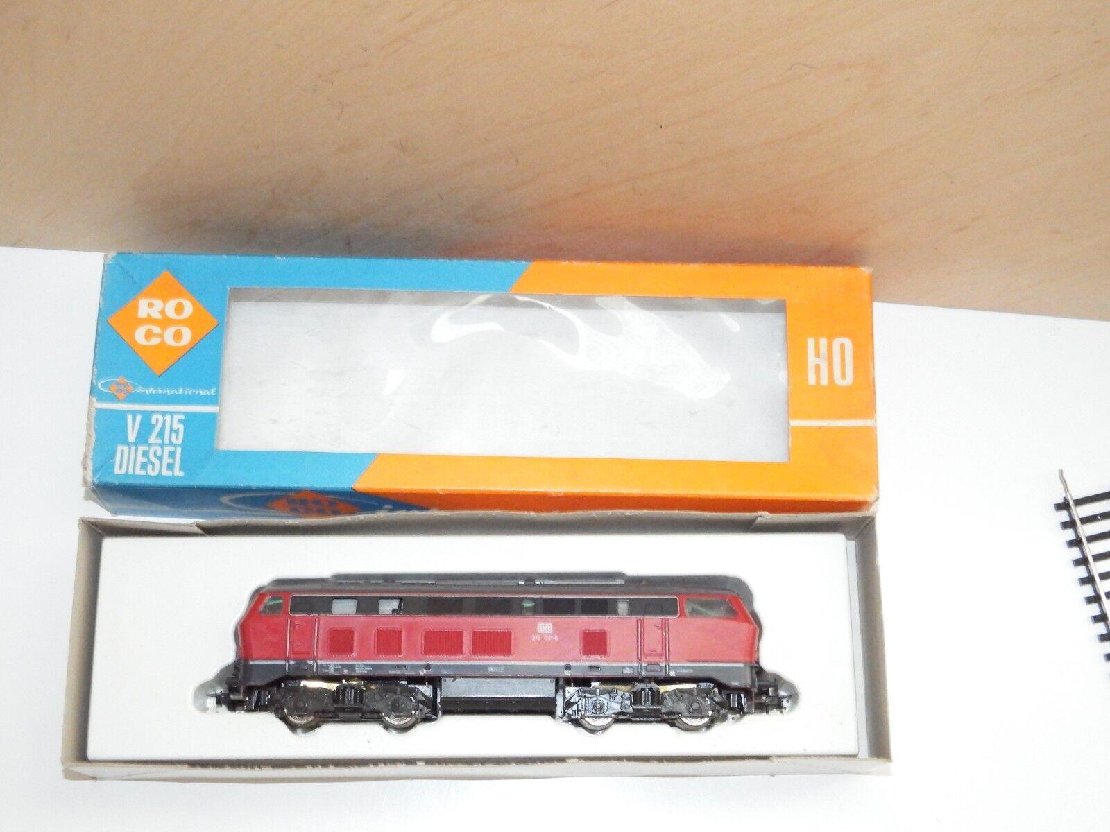 H0 Roco 4151 Diesellok BR 215 031-6 DB  OVP 7816  | Online Kaufen