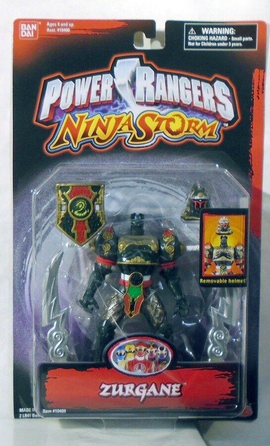 Power Rangers Ninja Storm Zurgane 5