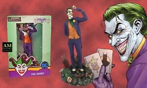 Diamond Select Galleria - Dc Comics - The Joker - PVC Statua - Nuovo/Originale