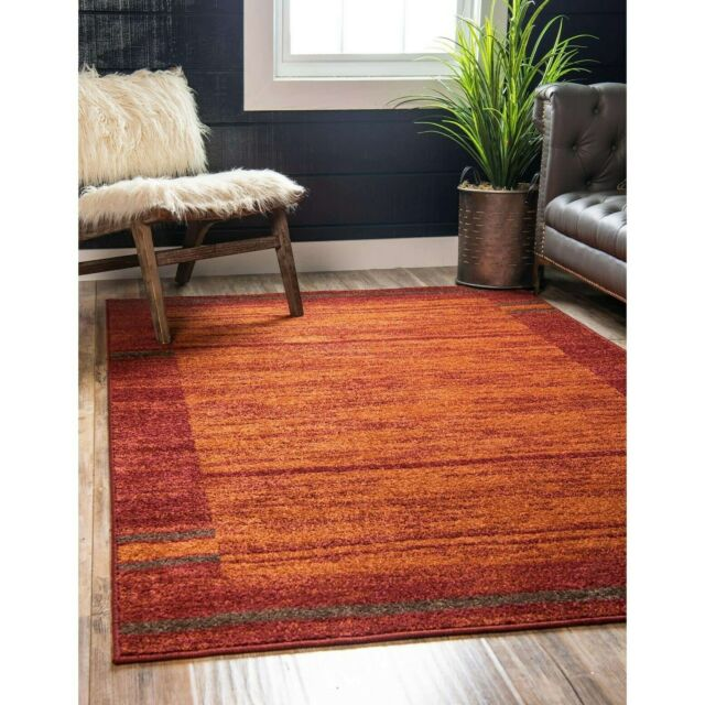 Unique Loom Autumn Collection Rustic Casual Warm Toned Beige Area Rug 9 X 12 For Sale Online Ebay