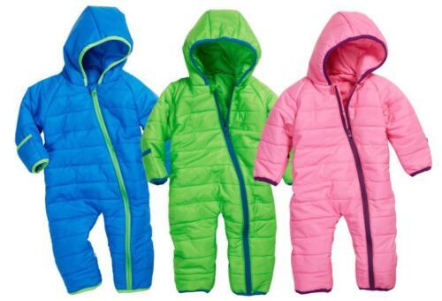 Playshoes leichter Stepp-Overall Einfarbig für Babies Polyester