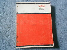 1969 CASE 770 AGRI-KING TRACTOR ILLUSTRATED PARTS CATALOG 1115 ORIGINAL MANUAL