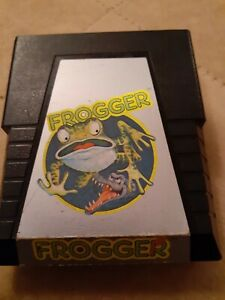FROGGER-by-PARKER-BROTHERS-for-ATARI-2600-CARTRIDGE-ONLY-FREE-SHIPPING