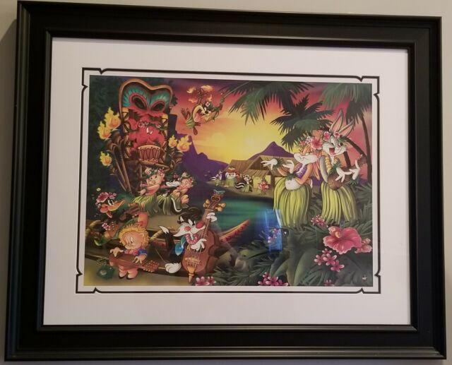 The Bugs Bunny Looney Tunes Custom Silk Poster Wall Decor 20x13 Inch