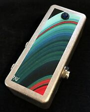 Saturnworks Buffered Dual Splitter Guitar or Bass Buffer Pedal, Crafted in USA