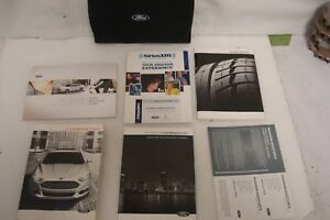 ford fusion manual 2013