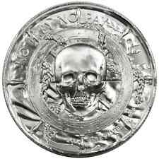 2 Troy oz The Privateer The Kraken .999 Fine Silver Ultra High Relief Round