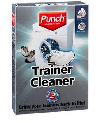 Cerca Voli Punch Trainer Lavatrice Pulitore Scarpe Sportive Lava Coppie X2 Con Sacchetto Netto-