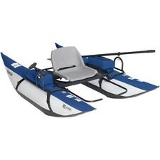 Classic Accessories Roanoke 1 Person Fishing Pontoon Boat 052963010275