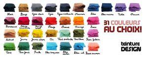 Teinture-Design-pour-tissu-textile-vetement-31coloris-au-choix