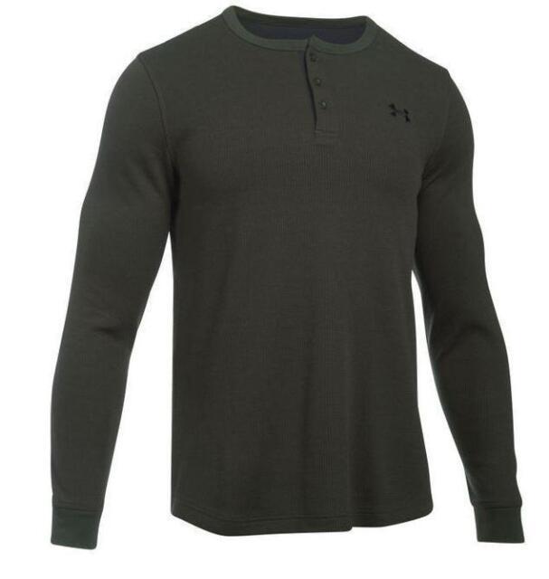 green under armour long sleeve