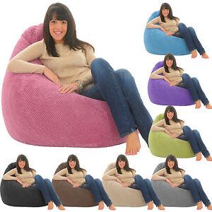 Soft-amp-Snugly-Gamer-Chair-Bean-Bag-Highback-Gaming-Beanbag-Seat-lounger-Gilda