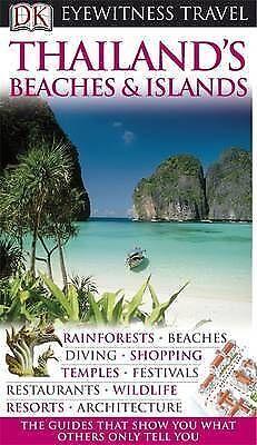 DK Eyewitness Travel Guide: Thailand's Beaches & Islands-ExLibrary