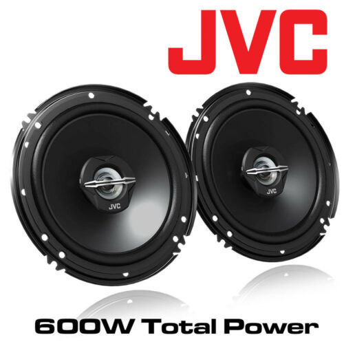 "VW Transporter T5 2008/>  JVC 6.5/"" 17cm 2-Way Coaxial Speakers 600W Door Speakers"