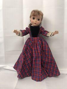Vintage-Madame-Alexander-034-Jo-034-Little-Women-Doll-14-15-034-Late-40s-early-50-s