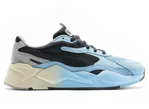 Details about PUMA RS-X 3 RS-X³ MOVE 372429 01 BLACK/ETHEREAL BLUE/GREY -  GRADIENT-SUEDE/MESH